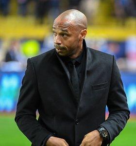 """A.Wengeras užstojo """"Monaco"""" vairą perėmusį T.Henry: """"Duokite jam laiko"""""""