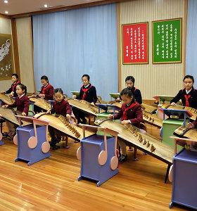 Prisijaukinti Šiaurės Korėją (VI): Sportas ir menas per muštrą
