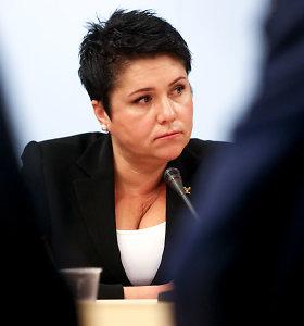 """D.Gudzinevičiūtė apie """"Olifėjos"""" veiklą: situaciją vertina prokuratūra"""