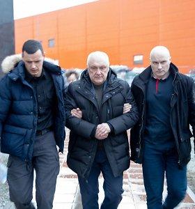 Į laisvę paleidžiamas klaipėdietis advokatas A.Surblys