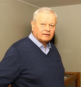 """Panevėžio rajono meras P.Žagunis grįžo į """"valstiečių"""" partiją"""