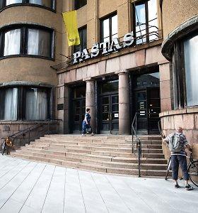 """Centrinio pašto pastato likimu susirūpinusius kauniečius subūrė iniciatyva """"Paštininkai"""""""