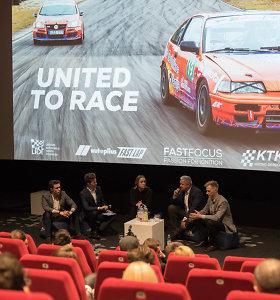 Kino teatruose – pirmasis lietuviškas filmas apie autosportą