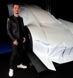 Paryžiaus automobilių parodoje – Davidui Bowie skirtas  išskirtinio dizaino modelis