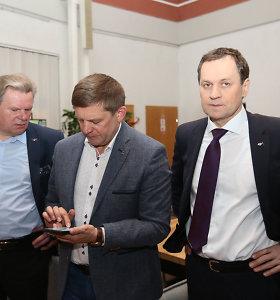 LLRA-KŠS kandidatai į du ministrų postus: renkasi iš merų, Seimo narių ir nepartinių