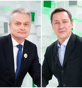 A.Zuoko Lietuvos laisvės sąjunga antrajame ture palaikys G.Nausėdą
