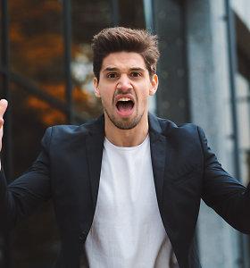 Emocinis intelektas: kodėl svarbu gebėti pykti?