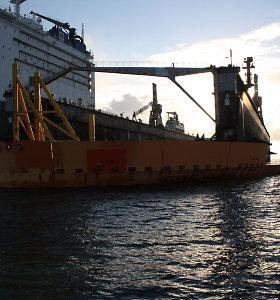 Atplukdytas dokas – inovacija, pakeisianti uosto kategoriją
