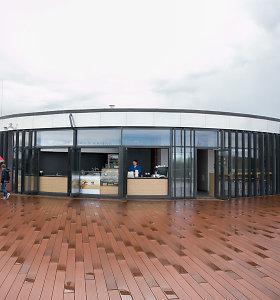 Jūrų muziejus jau kelia bures Jūros šventei