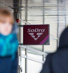 """""""Sodra"""" kas mėnesį sukaupia 34 mln. eurų """"lašinių"""", tačiau daugiau išlaidauja bedarbiams"""