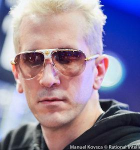 """""""PokerStars Festival"""" pagrindiniame turnyre startavo pirmieji lietuviai"""