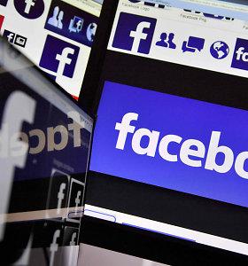 """""""Facebook"""" Italijoje uždarė melagingas naujienas skelbusių provyriausybinių puslapių"""