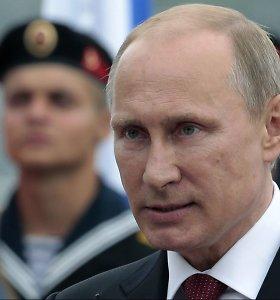T.D.Snyderis: per daug rūpinamės galutiniu V. Putino tikslu