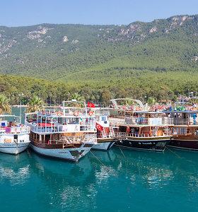 Akjaka – neatrastas Turkijos kampelis, ieškantiems ekstremalių potyrių