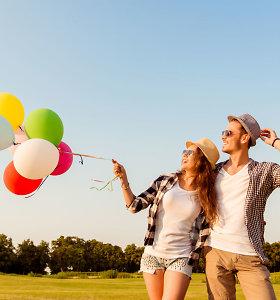 Kai santykiai pabosta: atgaivinti juos padės ir poros sudarytas sąrašas