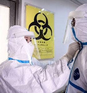 Kinija dėl koronaviruso protrūkio netaikys importo muitų tam tikrai JAV medicinos įrangai