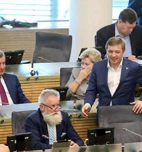 """Dėl """"Naisių vasaros"""" įtakos rinkimų rezultatams kreipęsis A.Sysas: """"Pijus jau Seime"""""""