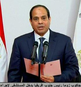 Minske kitą savaitę lankysis Egipto prezidentas
