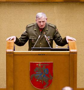 """Partizanas Jonas Kadžionis-Bėda: """"Lietuvoje dar labai daug yra okupacinių šiukšlių ir puvėsių grybo"""""""