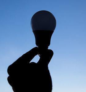 Elektros vis dar neturi iki kelių tūkstančių ESO klientų