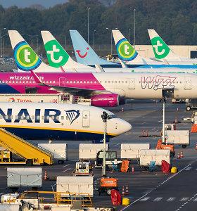 Lietuvos oro uostų pajamos šiemet augo 13 proc. iki 37 mln. eurų