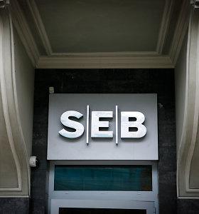 SEB klientams nuskaičiavo pinigus už vasarą darytus mokėjimus, klaidą jau taiso