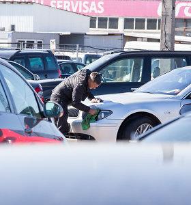 VMI projektas pasiteisino – rado būdą, kaip pažaboti nesąžiningus automobilių prekeivius