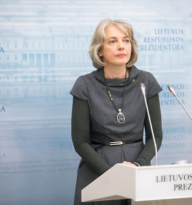 """Prezidento patarėja: naujas ES biudžeto pasiūlymas yra """"žingsnis į priekį"""""""