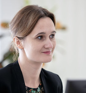 Viktorija Čmilytė-Nielsen: Kokybiškas nuotolinis mokymasis – tai naujos galimybės mažiausioms mokykloms
