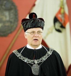 Į Vilniaus universiteto rektorius pretenduoja dabartinis vadovas ir dar penki profesoriai
