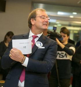 V.Uspaskichas: artėjantys rinkimai Darbo partijai yra labai svarbūs