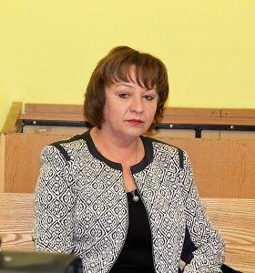 Buvusi prokurorė R.Aliukonienė nuteista dėl prekiavimo poveikiu