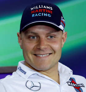 "Valtteri Bottas ""Formulės-1"" čempionate atstovaus ""Mercedes"""