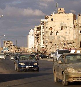 JT: Libija 2021 m. gruodį surengs nacionalinius rinkimus