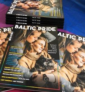 """Artėjančio """"Baltic Pride"""" 2019 festivalio proga išleistas išskirtinis nemokamas žurnalas"""