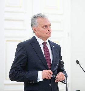 G.Nausėda su Šveicarijos parlamento vadove aptarė padėtį Baltarusijoje, bendradarbiavimą