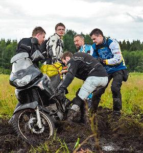 Prasidėjo registracija į legendinę kelionę aplink Lietuvą APL