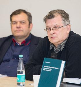 Knygą apie lietuvius ir lenkus 1988-1994 m. parašęs V.Sirutavičius: smarkiai pavėlavome