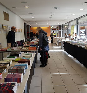 Kviečia Klaipėdos knygų mugė: laukia 80 renginių