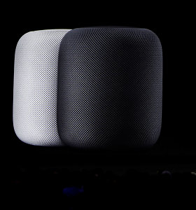 """""""Apple"""" pristatyta naujoji garso kolonėlė """"HomePod"""" – iššūkis """"Amazon"""" ir """"Google"""""""