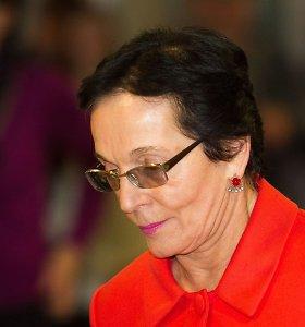 Socialdemokratų partiją paliko M.A.Pavilionienė