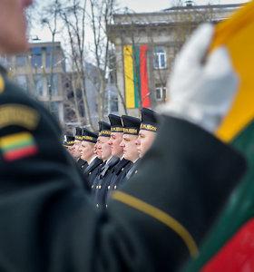 Vyriausybės atstovai: daugėja lietuvių, kuriems svarbus valstybės atkūrimo minėjimas