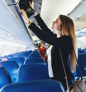 Geros žinios skraidantiems – genialus sprendimas pagerino rankinio bagažo skyrių