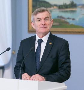 Seimo pirmininkas: Lietuvoje ekonominė lyčių nelygybė vis dar egzistuoja