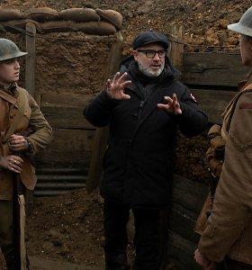 "BAFTA apdovanojimų ceremonijoje triumfavo ""1917"""