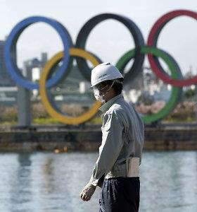 Japonijos medikai: surengti olimpiadą be vakcinos gali būti nerealistiška