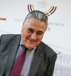"""Kas tas naujasis Seimo narys Liudas Jonaitis, kurį sveikino """"nugalėjus velnią""""?"""