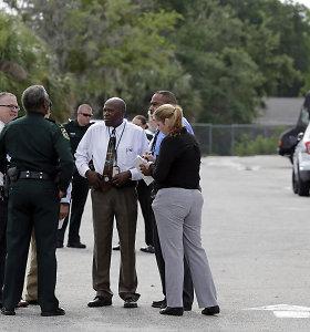 Floridoje aidėjo šūviai, užpuolikas nužudė 5 žmones
