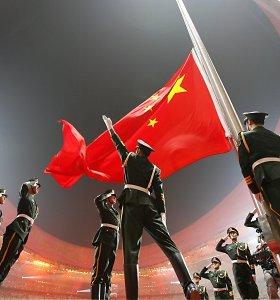 Vokietija paragino Kiniją gerinti prieigą ES įmonėms prie jos rinkos