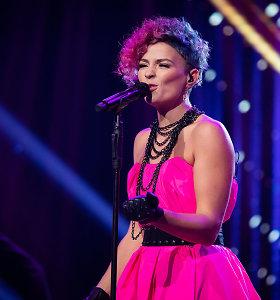 """""""X faktoriaus"""" dalyvė Alna pristato dainą: """"Esu gimusi būti dainininke"""""""